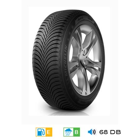 Michelin Alpin 205-55-16-91H-Invierno